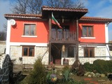 A stylish house for sale in the village of Nikolaevka