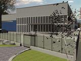 Нова индустриална сграда в близост до София