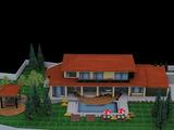 Двуетажна къща в Приселци