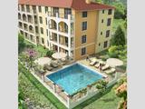 Двухкомнатный апартамент в курортном городе Обзор