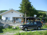Новопостроена къща във вилната зона на град Севлиево