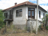 House in a village close to Belogradchik