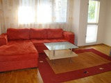 "Furnished one bedroom apartment in ""Iztok"" District"