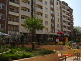 Two-bedroom apartment in a luxury gated development in Burgas