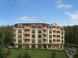 Elegans Spa (building plot with project) in the spa town of Velingrad