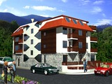 Chalet Desislava (plot with project) in Bansko