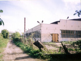 Завод близо до Видин