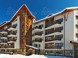 Двустаен апартамент в елитен комплекс в Банско