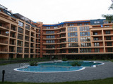 Luxury two bedroom apartment in a gated complex
