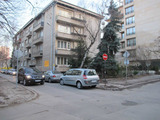 "Spacious apartment in ""Iztok District"""