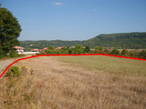 Plot of land which can be used for house building islocated in a small village 5 km. from Dryanovo