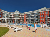 Two-bedroom apartment in Emberli complex in Lozenets