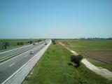 Голям регулиран парцел с лице на магистрала Тракия