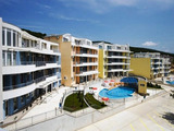 One-bedroom apartment for sale in Sunset Apartments 2 complex in Kosharitsa