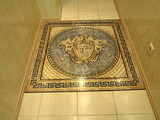 "Luxury spa and wellness center ""VERSACE"""