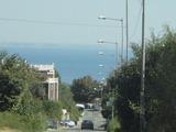 Парцел с морска панорама в местност Ален Мак