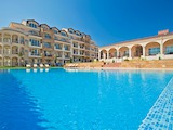 New apartment complex Atia resort in Chernomorets