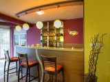 "Кафе-бар с оборудвана кухня в ""Данубия бийч"" край Видин и река Дунав"
