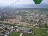 Большой участок в городе Казанлык