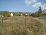 Regulated land in the center of a picturesque village near Pernik and Sofia