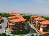 Обширен парцел с проект за затворен комплекс на 4 км от Пловдив