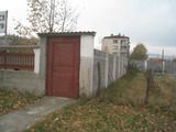 Regulated plot of land with solid fence 25 km from Sofia