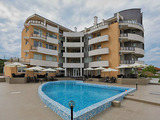 Fully furnished studio at bargain price in the complex Danubia Beach near Vidin