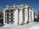 One-bedroom furnished cozy flat in apart-hotel Pamporovo Pearl