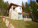 "Luxury chalet in gated complex ""Pamporovo village"""