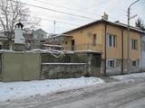 Реставрирана селска къща с двор и панорама край Пловдив