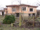 1-storey house with large garden in peaceful village near Elhovo