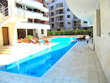 Двустаен апартамент в комплекс Eden Apartments в Слънчев бряг