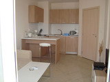 One-bedroom apartment in Emberli complex in Lozenets