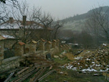 Парцел с проект за къща в село Чернево