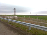 Голям парцел с 100 метра лице на магистралата Бургас-София