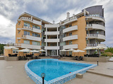 Nice 1-bedroom apartment in the Danubia Beach