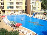 Двустаен апартамент в комплекс Камелия Гардънс в Слънчев бряг