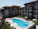 Sunny Bay apartment complex in Chernomorets
