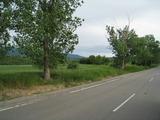 Земеделска земя на асфалтов път в Суходол