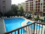 Тристаен апартамент в комплекс Съни Вю Норд в Слънчев бряг