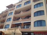 Двустаен апартамент в центъра на Слънчев бряг