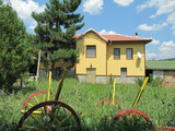 Renovated house with yard at the foot of the Sredna Gora mountains