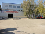 Big store in the industrial part of Stara Zagora