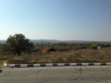 Земельный участок на главной дороге недалеко от реки Марица