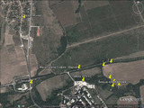 Large plot of land near the highway Sofia � Varna