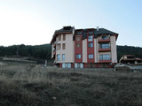 New one-bedroom apartment in the spa resort of Velingrad