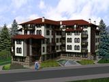Инвестиционен проект за жилищна сграда в Банско до Хотел Кемпински