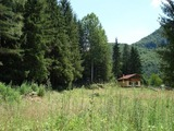A wonderful plot of land with building permission in the famous village of Ribaritza