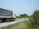 Парцел с лице  на главен път София – Варна , на 17 км от Велико Търново