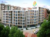 One-bedroom apartment for sale in Meden rudnik quarter of Burgas